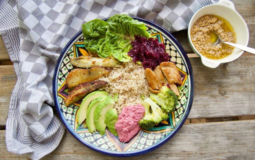 recette vegane hippie bowl