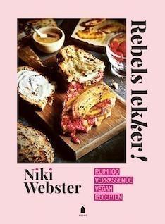 vegan kookboek rebels lekker niki webster