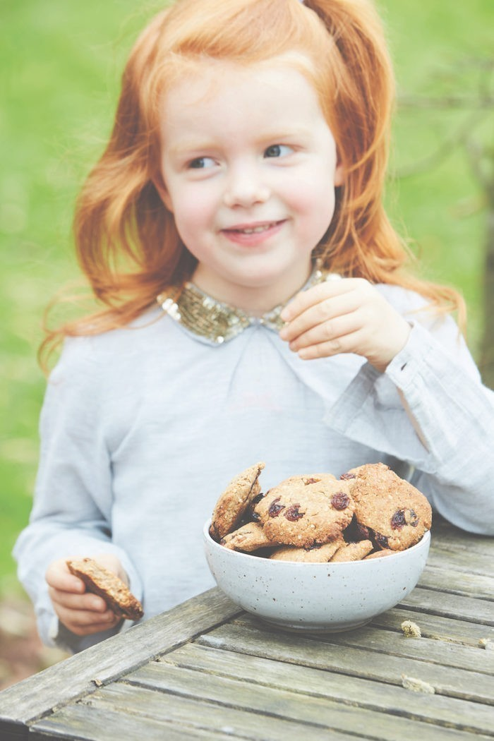 recette vegetalienne biscuits