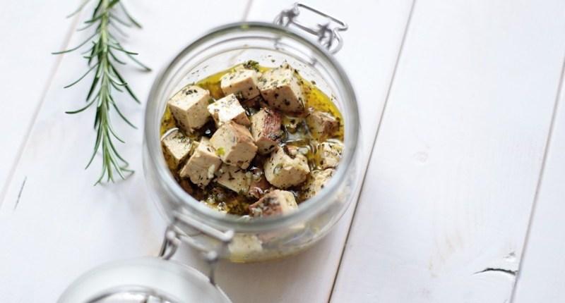feta vegane de tofu