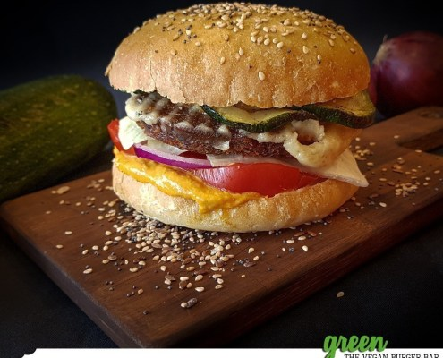 Vegan Luik GreenBurger