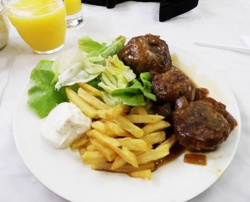 vegan eten in Luik Les oiseaux s'entêtent