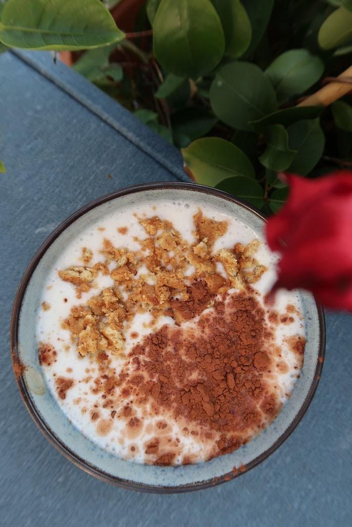 recette tiramisu au yaourt à la noix de coco