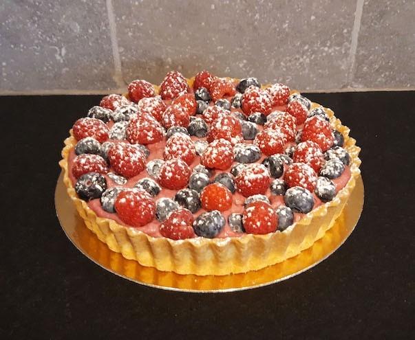 gâteaux véganes Toartien Westoutre