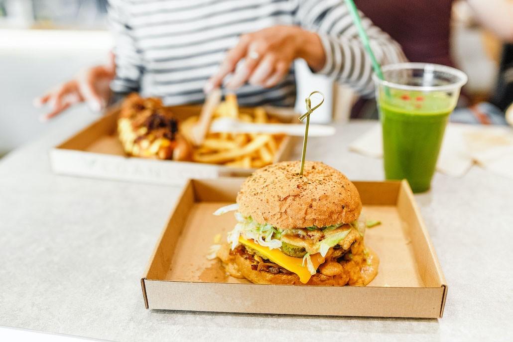 journee mondiale du burger vegetalien