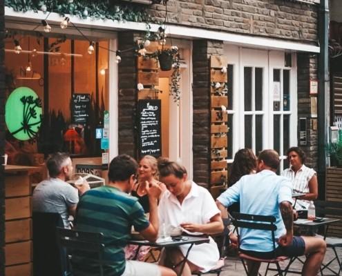 Lento, restaurant végétalien à Hasselt