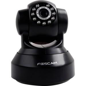 Foscam FI9816P-B netwerk camera LAN, Wi-Fi