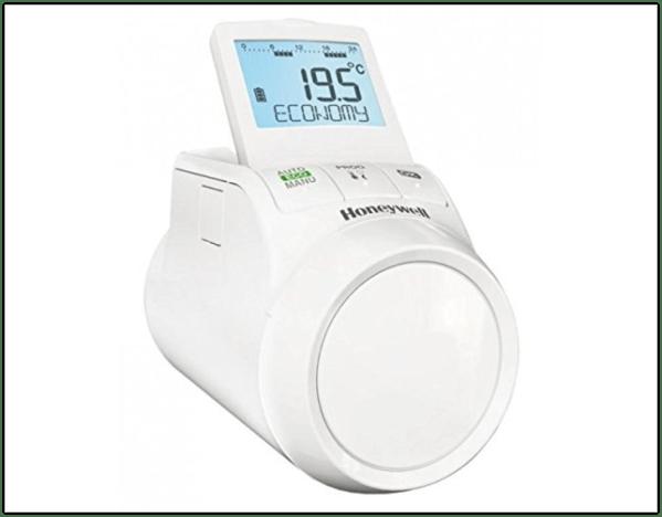 Honeywell Digital Radiator Thermostat HR90WE
