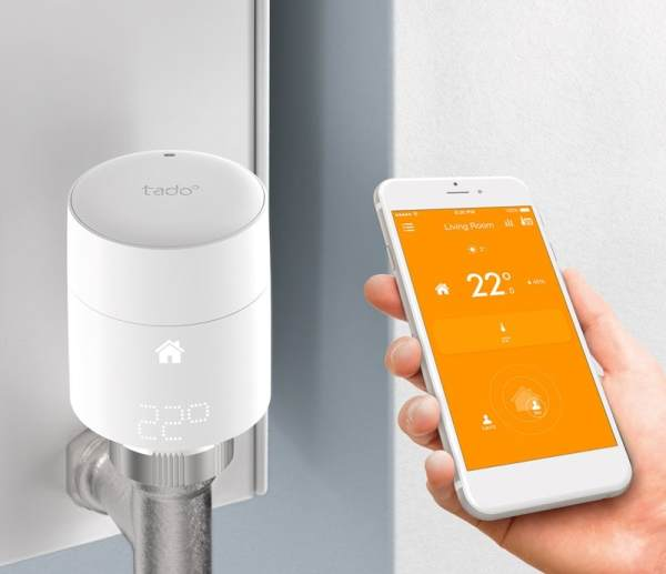 Tado Smart Radiator Thermostat - Starter Kit