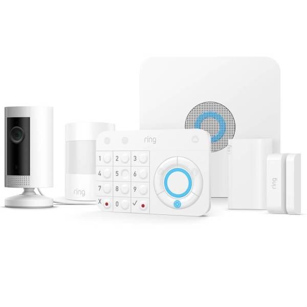 Ring Alarm 5-pc Starter Kit met gratis Indoor Cam