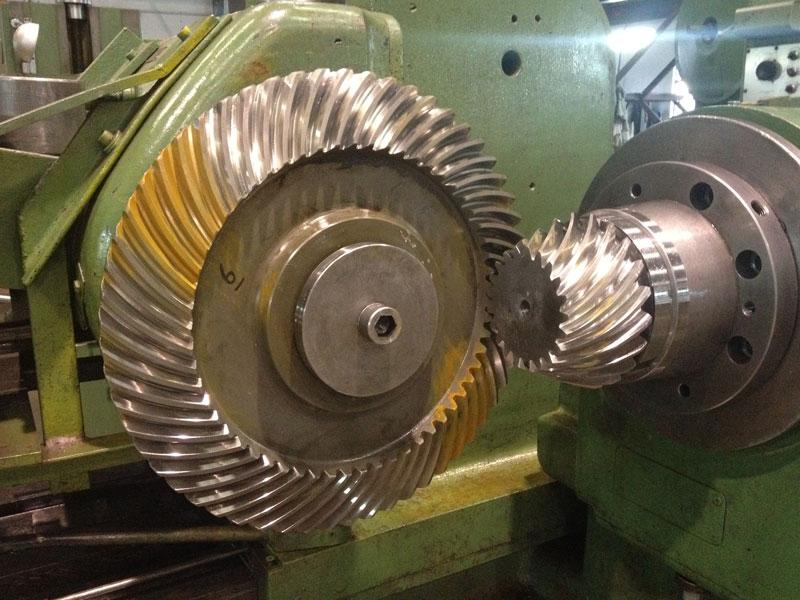 Industrial Applications of Bevel Gears  Bevel Gears