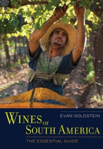 Wines of South America cover
