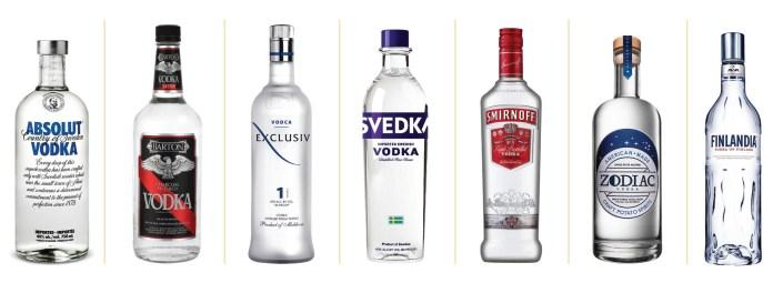 BD1505-Vodka bottles