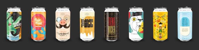NoCoast Beer Co. Product Lineup (PRNewsFoto/NoCoast Beer Co.)