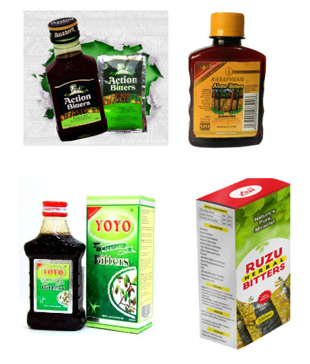 Image result for bitters nigerian