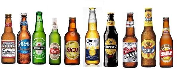 BrandZ World's Top 10 Beer Brands