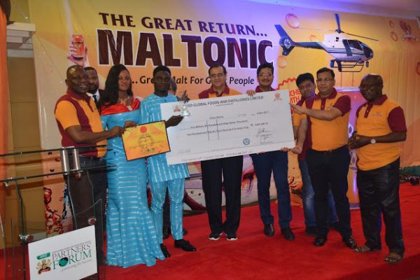 Maltonic is back in the market after six years absence - Brand Spur