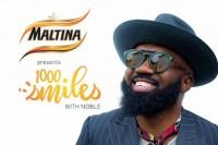Maltina 1,000 smiles campaign