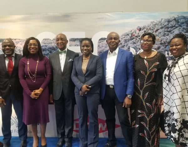 CEO roundtable event at the Lagos Business School
