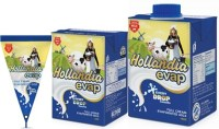 Hollandia Evaporated Milk new Pack design