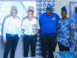 RC Cola Nigeria Management team
