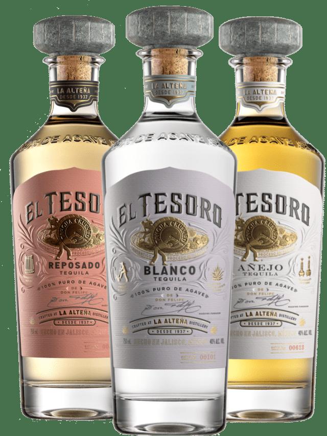 el tesora tequila