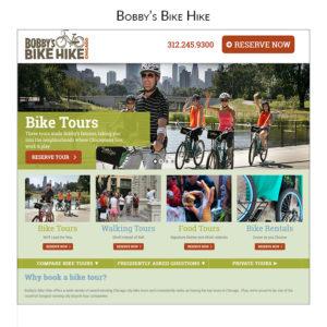 Bobby's Bike Hike