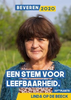 Linda Op De Beeck - winkelmedewerkster Aveve