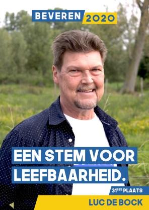 Luc De Bock - oud-postbode Kieldrecht - Doel