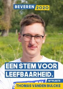 Thomas Vanden Bulcke - student kunstgeschiedenis