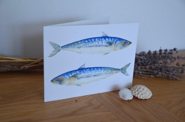 mackerel-card