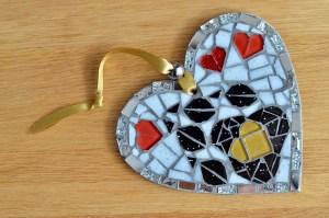 paw-print-heart-mosasic