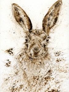 hare-print