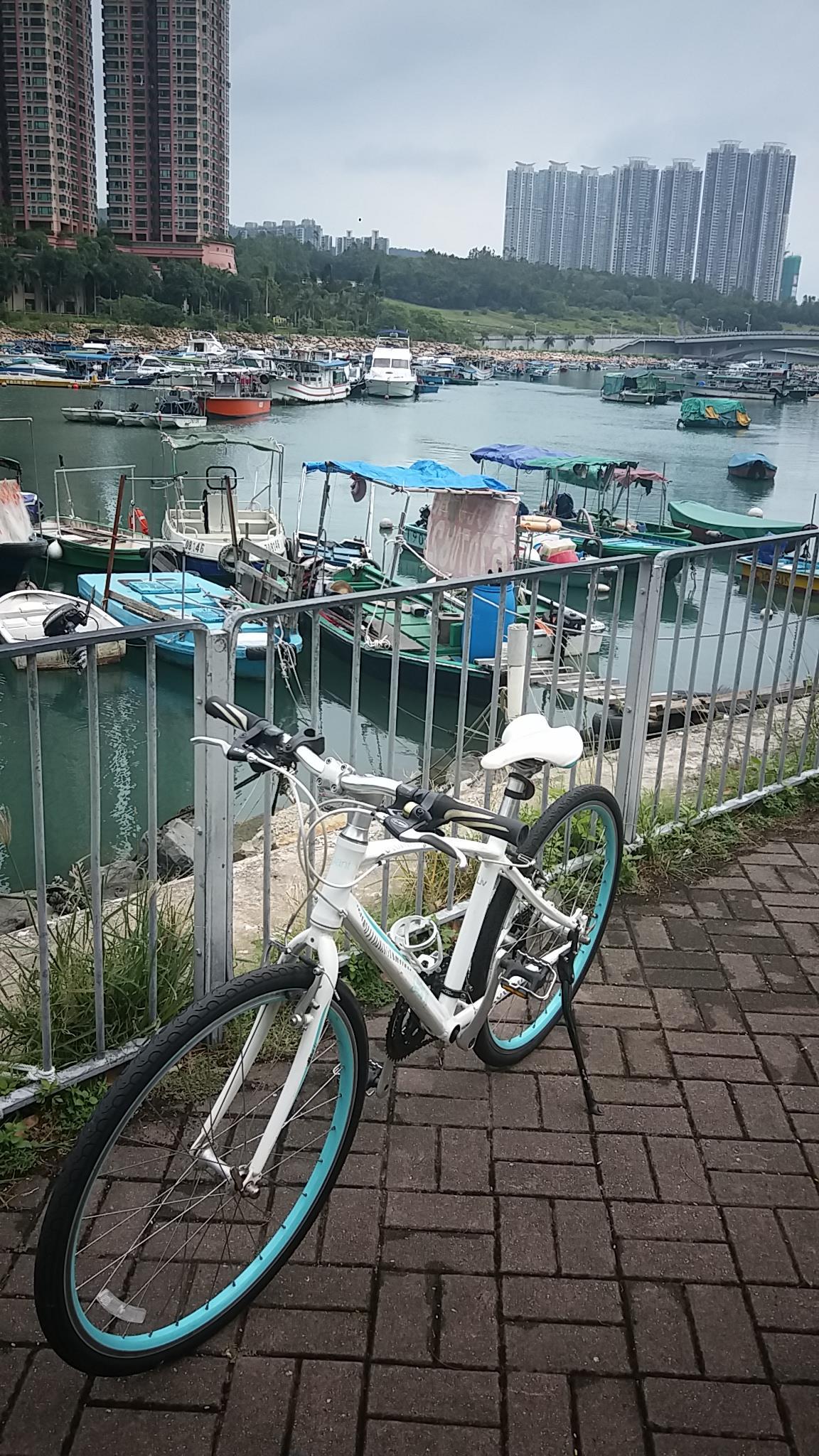 將軍澳富康單車(景林邨) – 踩單車篇 Cycling (一)   將軍澳單車 (景林邨) - 富康單車 Beverly Cycle