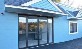 335 Bridge Street - Beverly Glass storefront