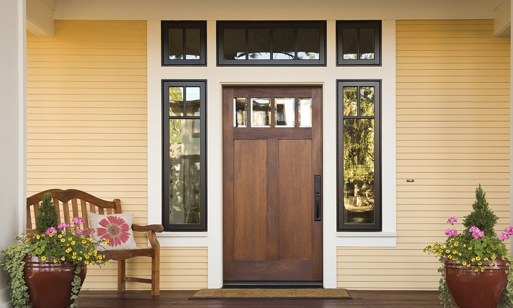 Doors and Windows - Beverly Glass