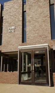 Evans Hall - Gordon College - Beverly Glass