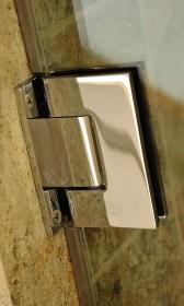 Shower Hinge - Beverly Glass Company