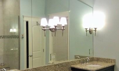 Bathroom Mirror - Beverly Glass