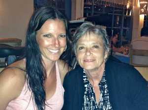Nicole Cramer and her mother, Paula Cramer.