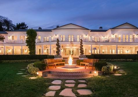 Famous Celebrity Homes Beverly Hills Magazine