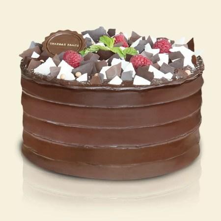 Rocky Chocky Cake