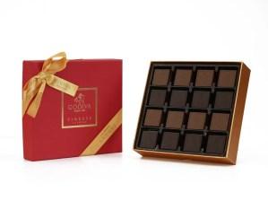 Godiva Luxury chocolate box