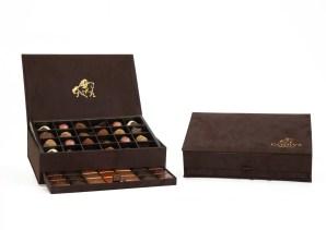 Godiva Luxury Royal Chocolate Box Brown Medium