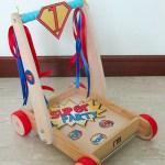 CARTER'S 1ST BIRTHDAY: THE DIY DECOR