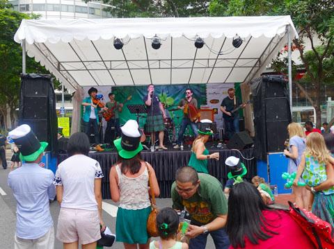 St Patricks Day 2015