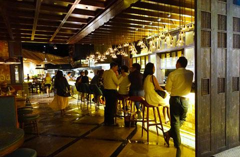 Long Chim Thai restaurant by David Thompson, MBS Singapore