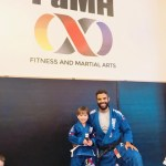 GETTING FIT WITH FaMA (Fitness and Martial Arts)!