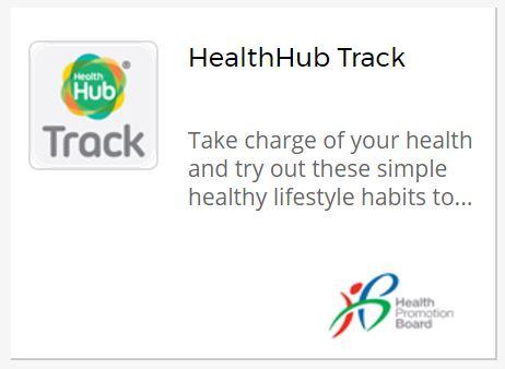 HealthHub MOH