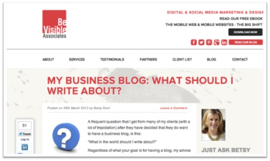 https://bevisible.co/my-business-blog-what-should-i-write-about/